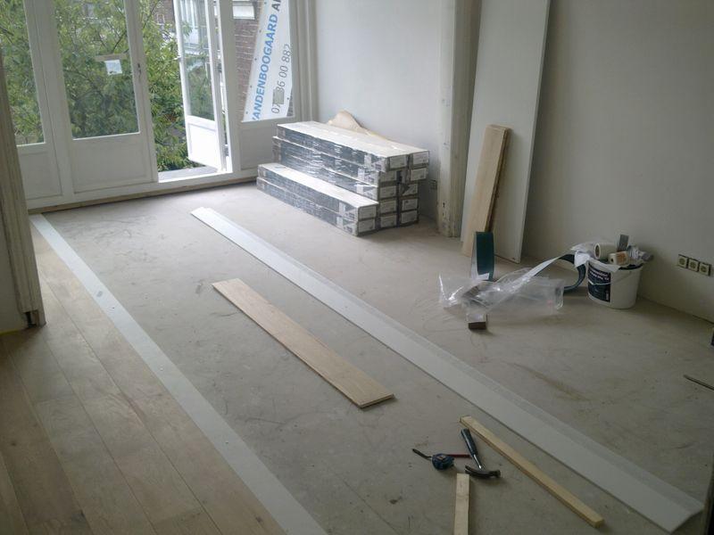 Verbouwingswerkzaamheden Den Haag